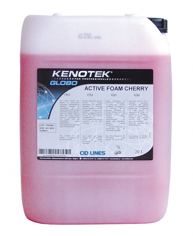 ACTIVE FOAM CHERRY